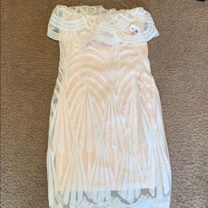 Charlotte Russe size SMALL dress